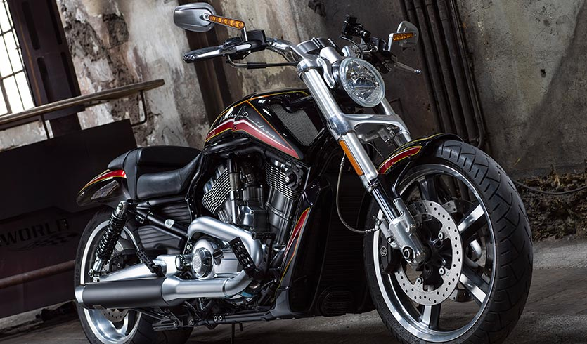 Harley-Davidson® VRSCF V-Rod 'Muscle'