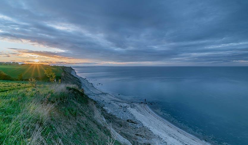 Wandern an der Nordsee für Anfänger