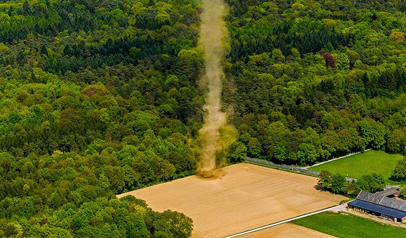 Wetterextrem Tornado
