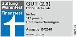 Testsiegel Finanztest
